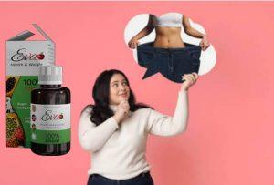 Eva Gotas representada con cientos de opiniones positivas en las reseñas de foros online de pérdida de peso en España
