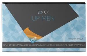 SexUp UP MEN 30 capsulas Argentina