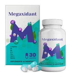 Megaxidant para cistitis Chile