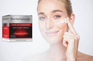 RevitaNaturalis Crema – ¡Una fórmula de baba de caracol para estimular y rejuvenecer la piel!