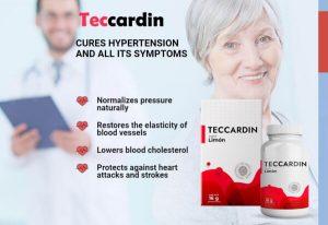 Teccardin – ¡Naturalmente normaliza la presión arterial! Opiniones de Clientes y Precio en 2021?