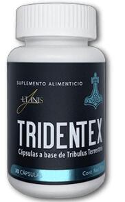 Tridentex pastillas México Ltanis