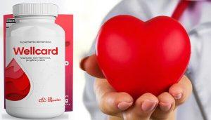 WellCard – Cápsulas avanzadas de hipertensión – Mantener niveles saludables de presión arterial
