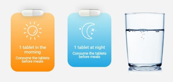 CORDELLE pastillas istruciones