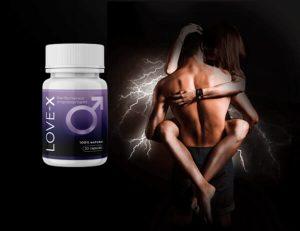 Love-X: ¡Pastillas para augmentar la libido para despertar al hombre interior en 2021!