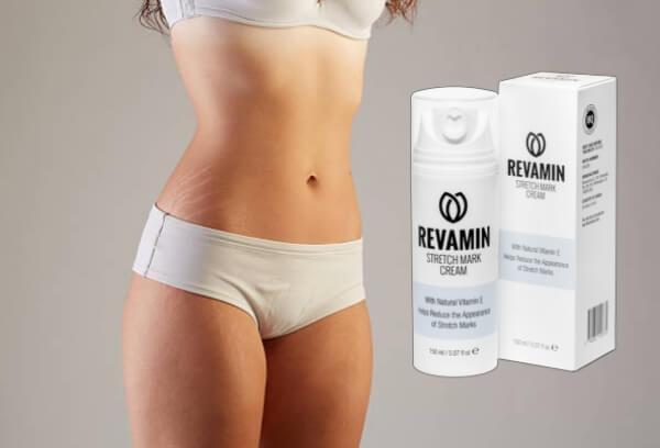 Revamin Stretch Mark Cream comentarios opiniones