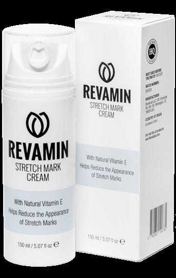 Revamin Stretch Mark Cream España