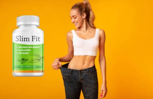 QUÉ ES SLIM FIT para perder de peso