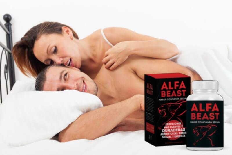 Alfa Beast Pastillas