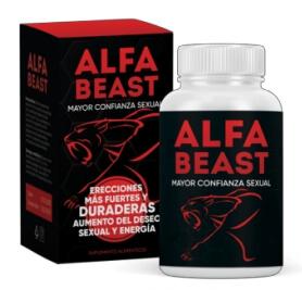 AlfaBeast pastillas Chile Mexico
