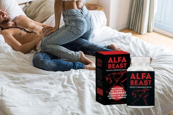 AlfaBeast pastillas opiniones