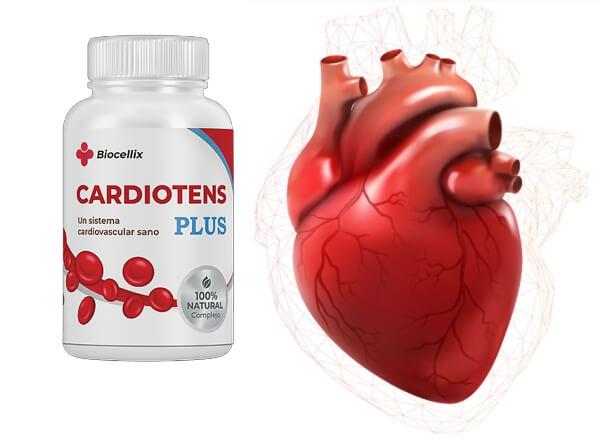 Precio de Cardiotens Plus México y Chile