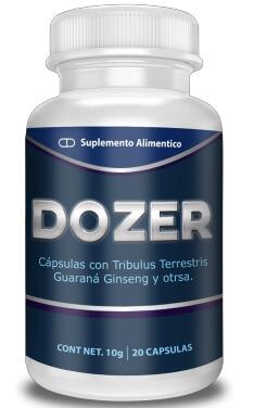 Dozer pastillas México 20 caps