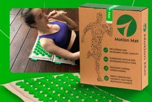 Motion Mat Revisión: ¡una suave alfombra de acupuntura para aliviar el malestar y el dolor en 2021!