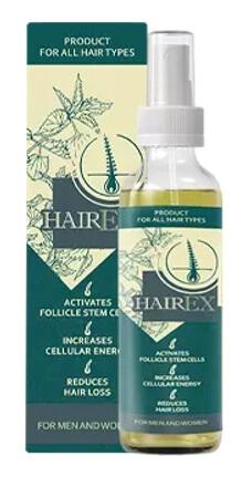HairEx Spray Chile