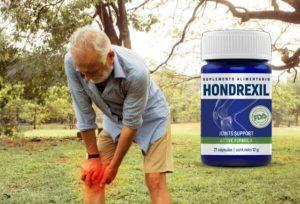 Hondrexil – ¡Pastillas naturales efectivas para el dolor de articulaciones y espalda!