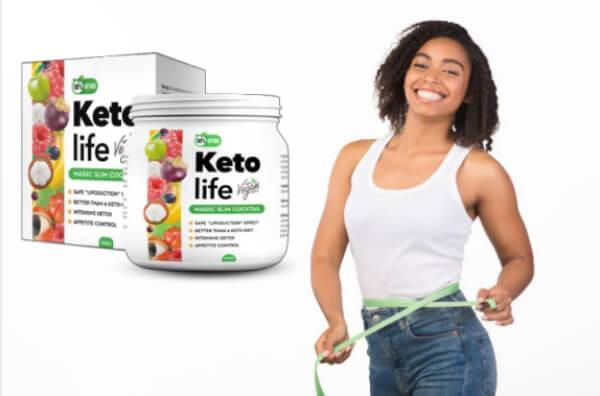 Ingredientes de Keto Life