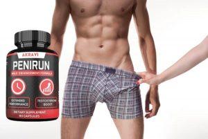 Penirun: ayuda a combatir la disfunción eréctil, promueve el agrandamiento del pene y mejora el rendimiento sexual general