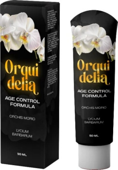 Orquidelia crema Colombia