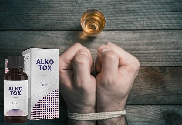 alkotox gotas, alcohol