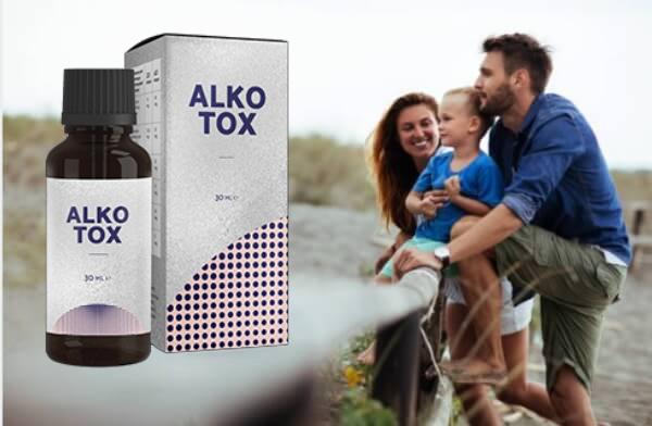 alkotox gotas, familia sana