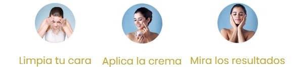 como usar la crema argentina
