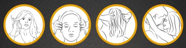 ¿CÓMO USAR HEAD & HAIR?