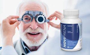 NoviPrena – ¡Bioextractos en forma de cápsulas para ojos más activos!
