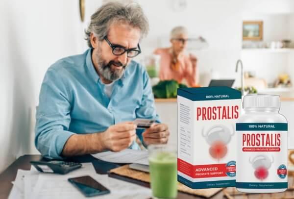 PROSTALIS - SUPLEMENTO ALIMENTARIO