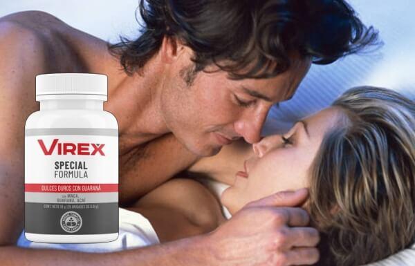 virex capsulas libido, pareja en la cama, sexo