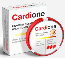 CardiOne capsulas Espana