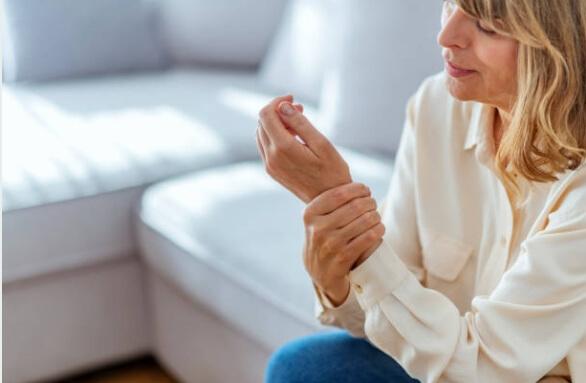 ¿Osteoartritis de las manos?