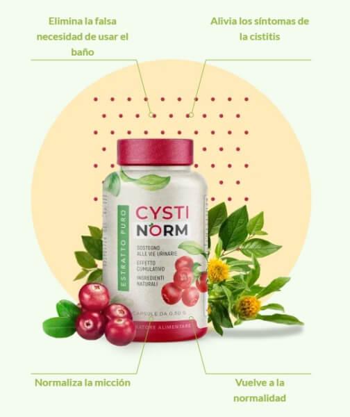 ¿Qué es Cystinorm?