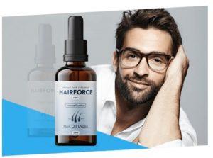 HairForce  – Regeneración y refuerzo del cabello para una melena exuberante en 2021!