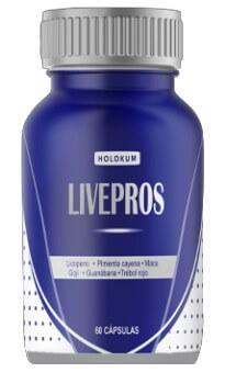 Livepros Cápsulas para la prostatitis México Holokum