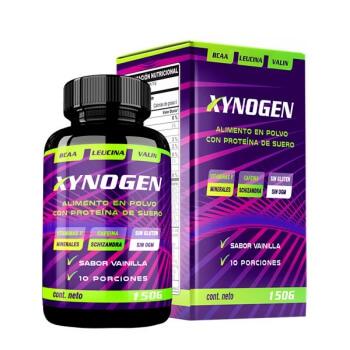 Xynogen Bebida para masa muscular Colombia